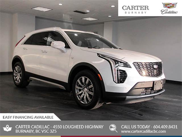 2019 Cadillac XT4 Sport (Stk: C9-88400) in Burnaby - Image 1 of 24