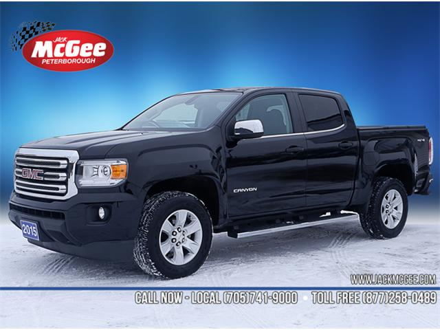 2015 GMC Canyon SLE (Stk: 92689A) in Peterborough - Image 1 of 20