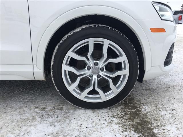 2017 Audi Q3 2.0T Komfort (Stk: 18423) in Sudbury - Image 9 of 14
