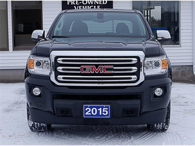 2015 GMC Canyon SLE (Stk: 92689A) in Peterborough - Image 12 of 20