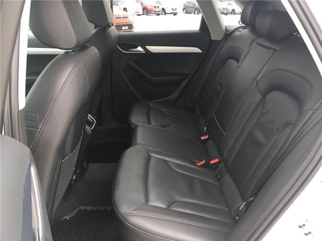 2017 Audi Q3 2.0T Komfort (Stk: 18423) in Sudbury - Image 10 of 14