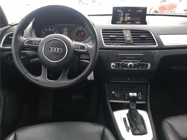 2017 Audi Q3 2.0T Komfort (Stk: 18423) in Sudbury - Image 11 of 14