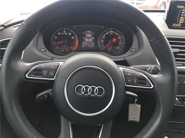 2017 Audi Q3 2.0T Komfort (Stk: 18423) in Sudbury - Image 14 of 14