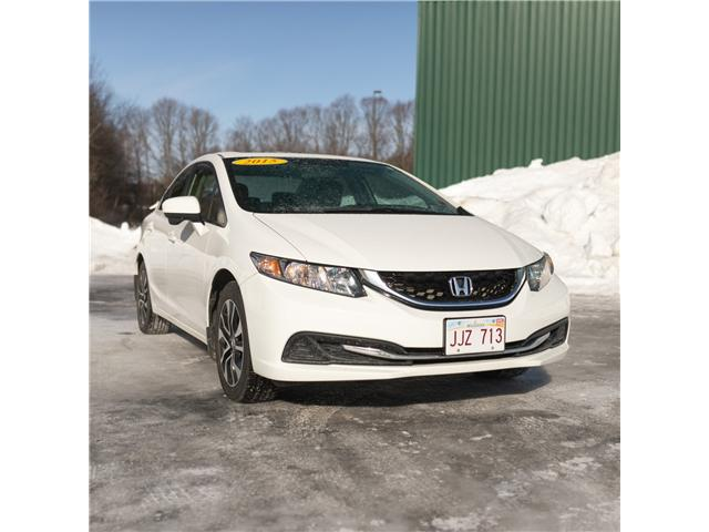 2015 Honda Civic EX (Stk: U5013A) in Woodstock - Image 2 of 12