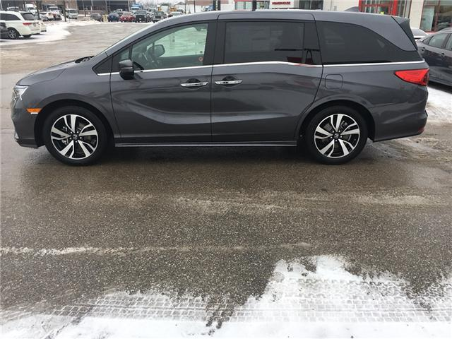 2019 Honda Odyssey Touring (Stk: 19166) in Barrie - Image 3 of 12
