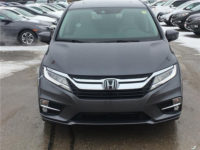 2019 Honda Odyssey Touring (Stk: 19166) in Barrie - Image 2 of 12