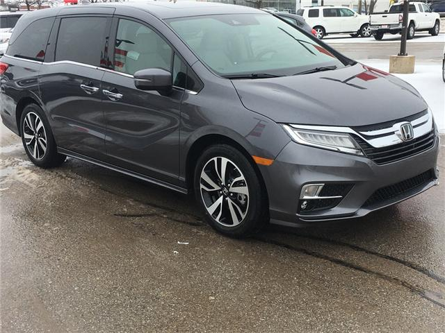 2019 Honda Odyssey Touring (Stk: 19166) in Barrie - Image 5 of 12