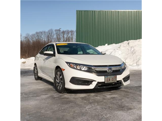2016 Honda Civic EX (Stk: U4972A) in Woodstock - Image 2 of 9