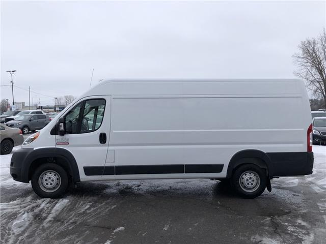 2018 RAM ProMaster 3500 High Roof (Stk: 34373W) in Belleville - Image 1 of 28