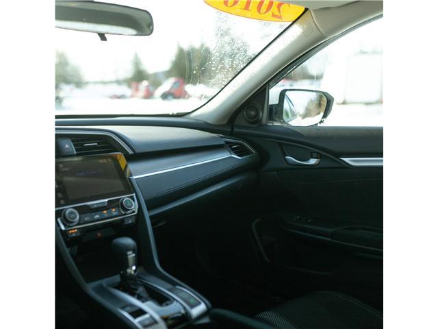 2016 Honda Civic EX (Stk: U4972A) in Woodstock - Image 8 of 9
