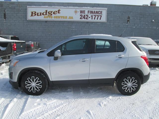 2014 Chevrolet Trax LS (Stk: bp558) in Saskatoon - Image 1 of 17