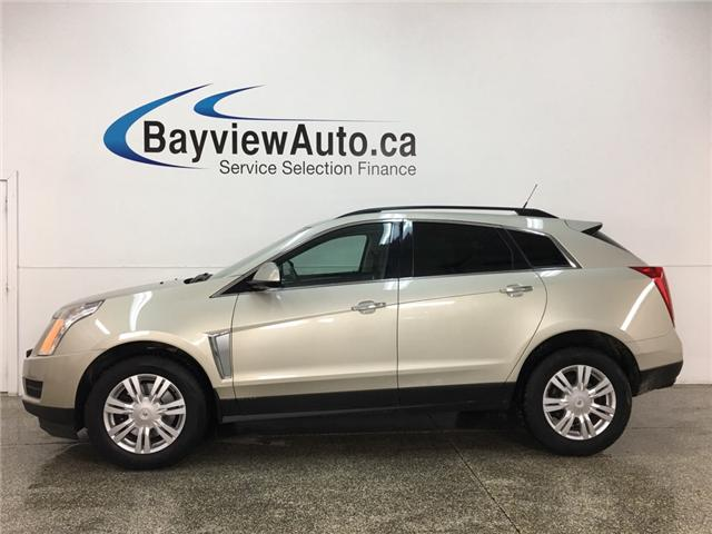2014 Cadillac SRX Base (Stk: 34424BW) in Belleville - Image 1 of 25