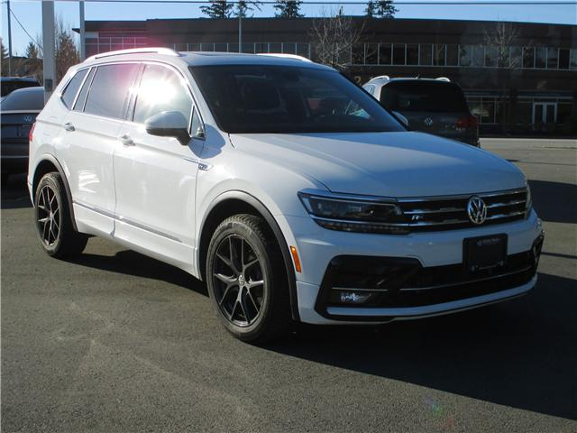 2018 Volkswagen Tiguan Highline (Stk: VW0721) in Surrey - Image 3 of 23