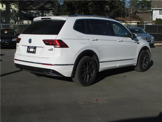 2018 Volkswagen Tiguan Highline (Stk: VW0721) in Surrey - Image 4 of 23