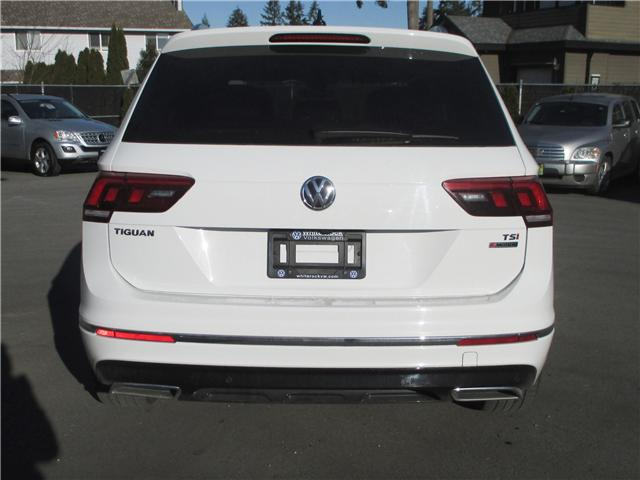 2018 Volkswagen Tiguan Highline (Stk: VW0721) in Surrey - Image 21 of 23