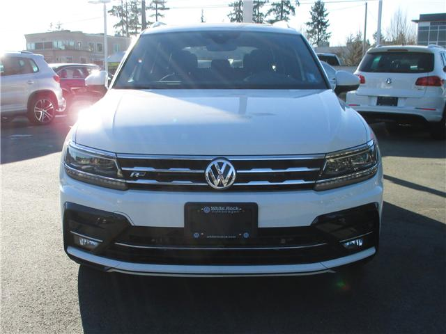 2018 Volkswagen Tiguan Highline (Stk: VW0721) in Surrey - Image 23 of 23