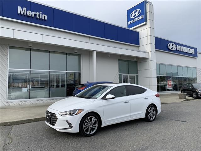 2017 Hyundai Elantra Limited (Stk: H99-9499A) in Chilliwack - Image 2 of 13
