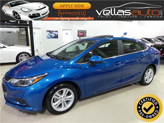 2018 Chevrolet Cruze  (Stk: NP7150) in Vaughan - Image 1 of 25