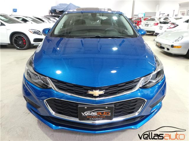 2018 Chevrolet Cruze  (Stk: NP7150) in Vaughan - Image 2 of 25