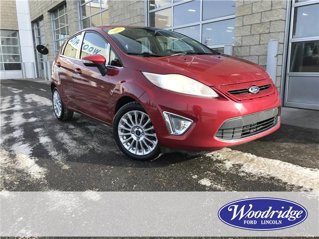 2011 Ford Fiesta SES (Stk: K-727A) in Calgary - Image 1 of 17