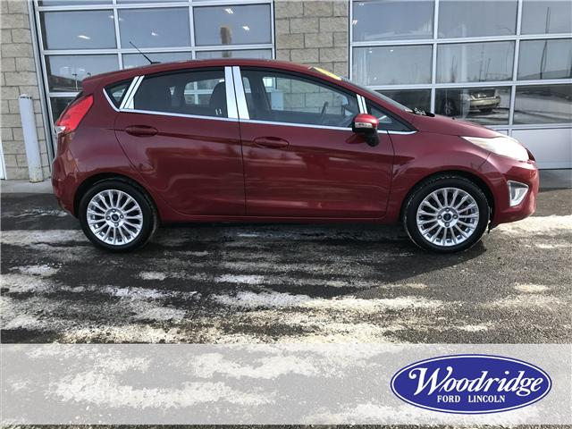 2011 Ford Fiesta SES (Stk: K-727A) in Calgary - Image 2 of 17