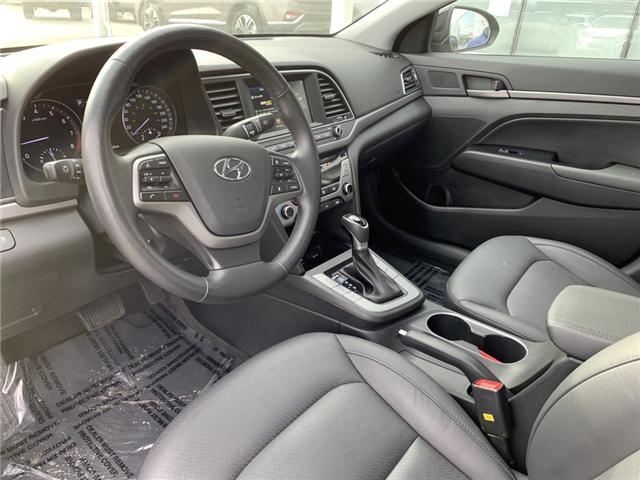 2018 Hyundai Elantra GLS (Stk: H19-0018P) in Chilliwack - Image 3 of 11