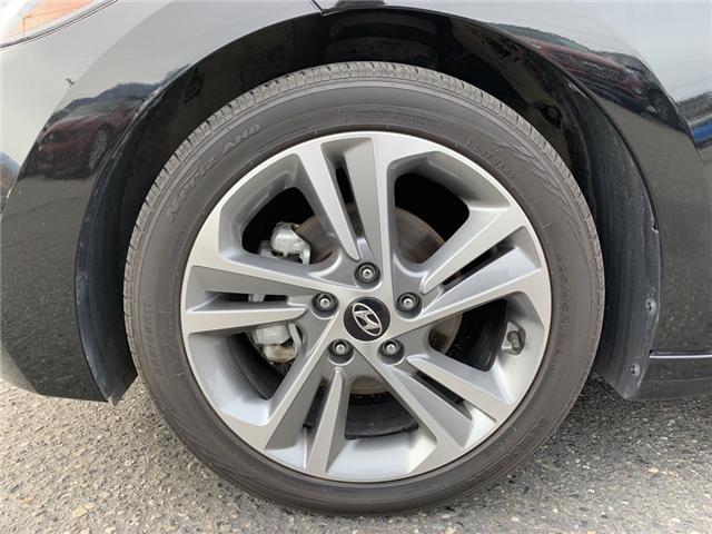 2018 Hyundai Elantra GLS (Stk: H19-0018P) in Chilliwack - Image 4 of 11