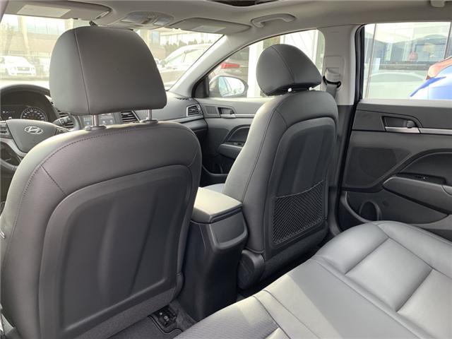 2018 Hyundai Elantra GLS (Stk: H19-0018P) in Chilliwack - Image 5 of 11