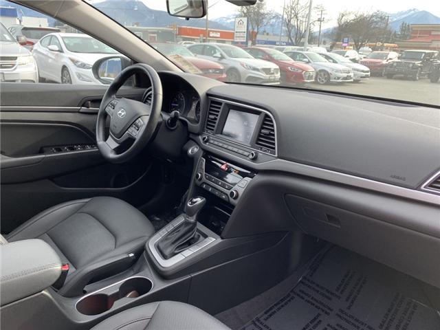 2018 Hyundai Elantra GLS (Stk: H19-0018P) in Chilliwack - Image 8 of 11