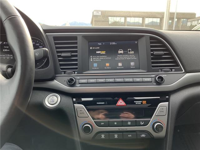 2018 Hyundai Elantra GLS (Stk: H19-0018P) in Chilliwack - Image 9 of 11