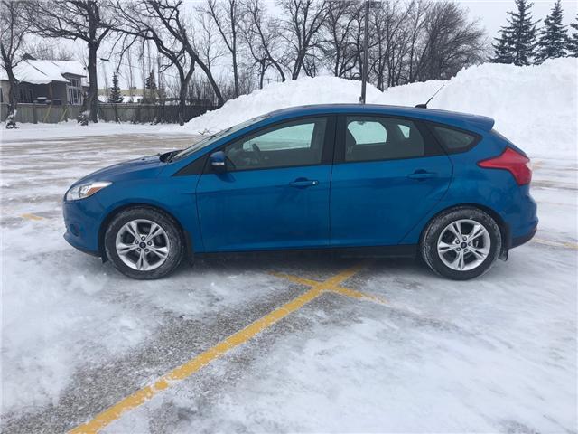 2014 Ford Focus SE (Stk: 9835.0) in Winnipeg - Image 5 of 21