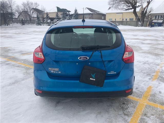 2014 Ford Focus SE (Stk: 9835.0) in Winnipeg - Image 7 of 21