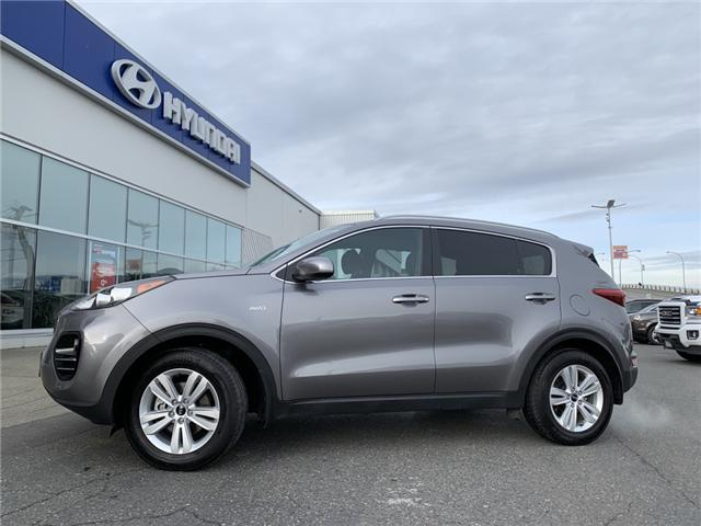 2019 Kia Sportage LX (Stk: H19-0033P) in Chilliwack - Image 1 of 12