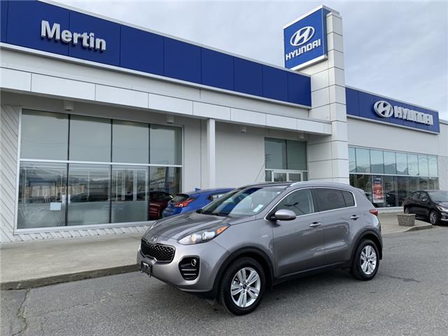 2019 Kia Sportage LX (Stk: H19-0033P) in Chilliwack - Image 2 of 12