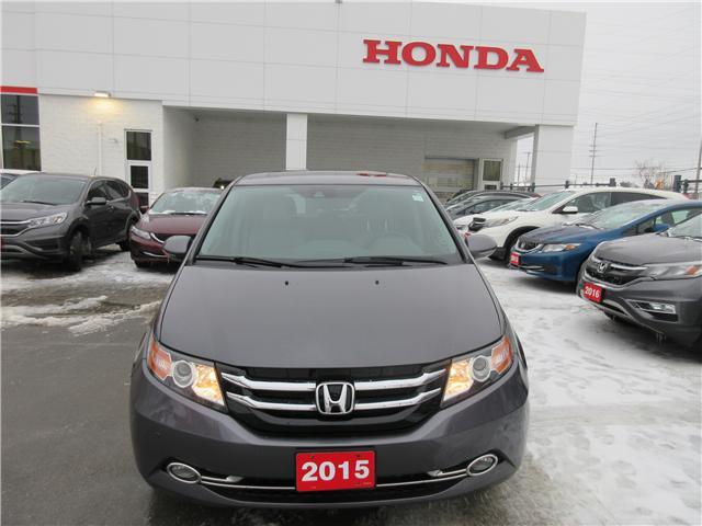 2015 Honda Odyssey Touring (Stk: SS3348) in Ottawa - Image 2 of 10