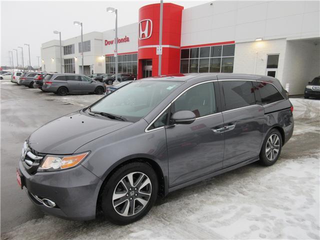 2015 Honda Odyssey Touring (Stk: SS3348) in Ottawa - Image 1 of 10