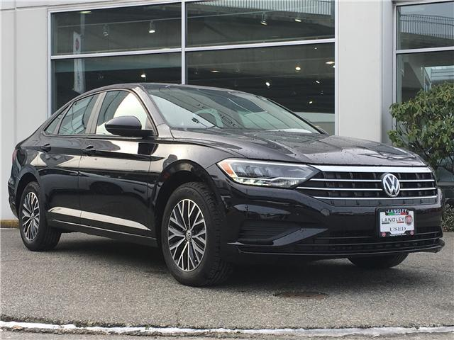 2019 Volkswagen Jetta 1.4 TSI Highline (Stk: LF009590) in Surrey - Image 2 of 29
