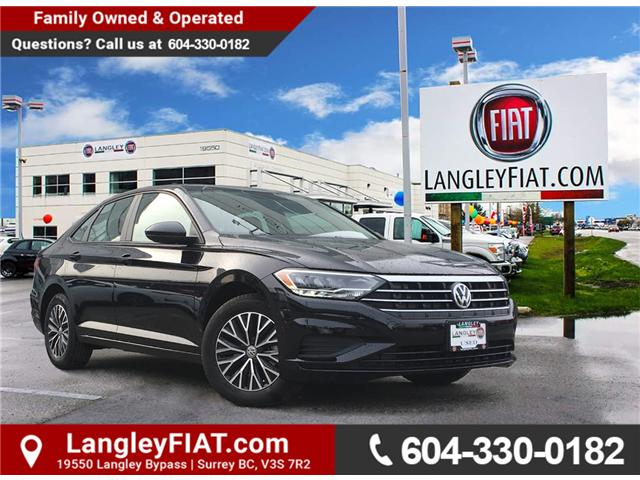 2019 Volkswagen Jetta 1.4 TSI Highline (Stk: LF009590) in Surrey - Image 1 of 29