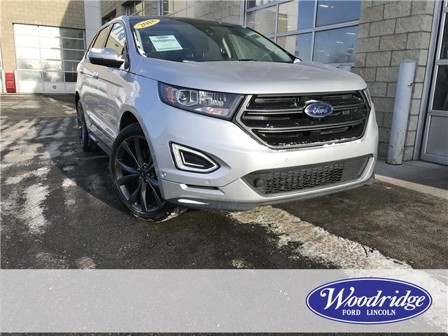 2018 Ford Edge Sport (Stk: 17139) in Calgary - Image 1 of 21
