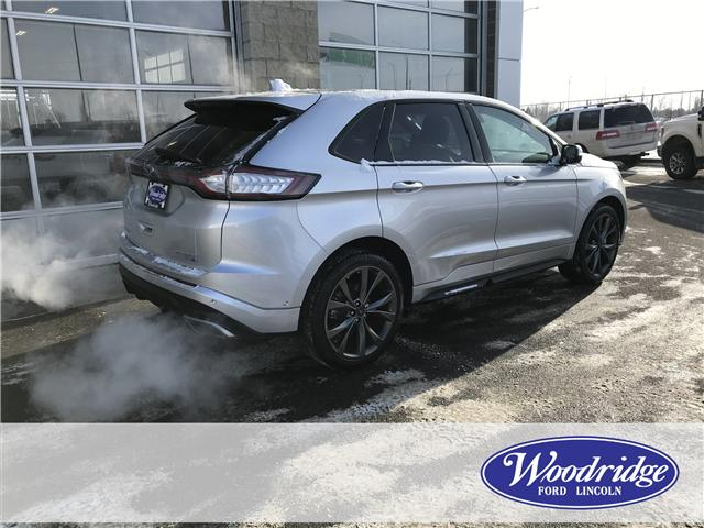2018 Ford Edge Sport (Stk: 17139) in Calgary - Image 3 of 21