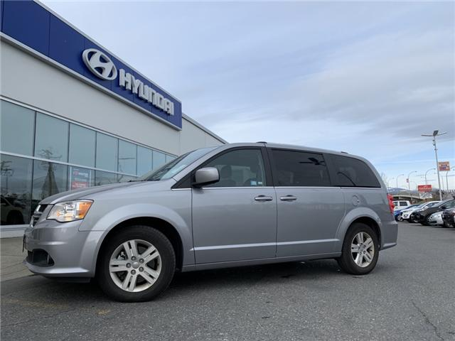 2018 Dodge Grand Caravan Crew (Stk: H19-0027P) in Chilliwack - Image 1 of 1
