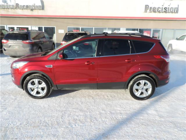 2013 Ford Escape SE (Stk: 186201) in Brandon - Image 1 of 20