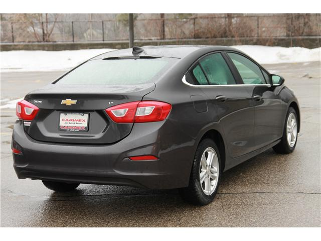 2017 Chevrolet Cruze LT Auto (Stk: 1902042) in Waterloo - Image 5 of 25