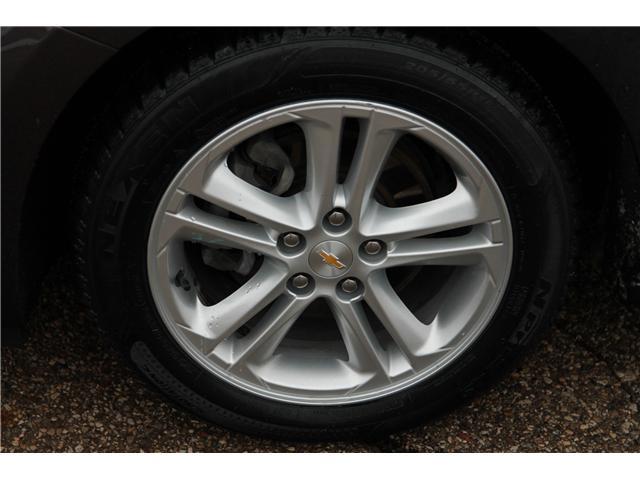 2017 Chevrolet Cruze LT Auto (Stk: 1902042) in Waterloo - Image 25 of 25