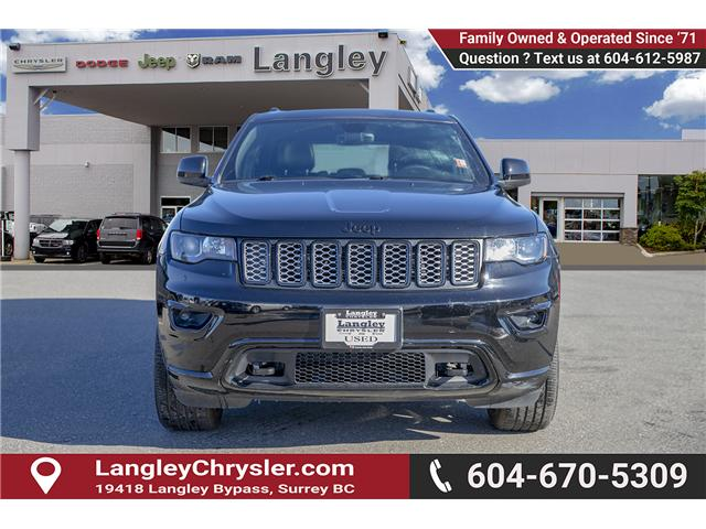 2018 Jeep Grand Cherokee Laredo (Stk: EE900800) in Surrey - Image 2 of 26
