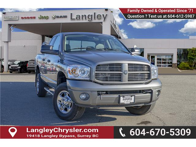2008 Dodge Ram 3500 SLT (Stk: J118835A) in Surrey - Image 1 of 26