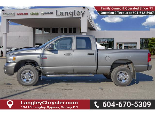 2008 Dodge Ram 3500 SLT (Stk: J118835A) in Surrey - Image 4 of 26