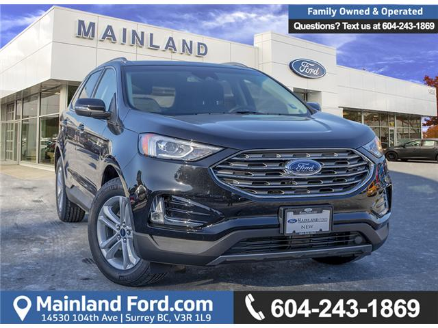 2019 Ford Edge SEL (Stk: 9ED0493) in Surrey - Image 1 of 28