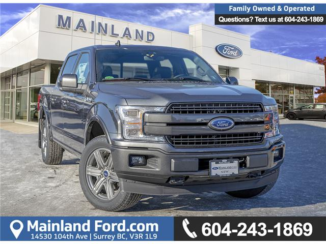2019 Ford F-150 Lariat (Stk: 9F13987) in Surrey - Image 1 of 30