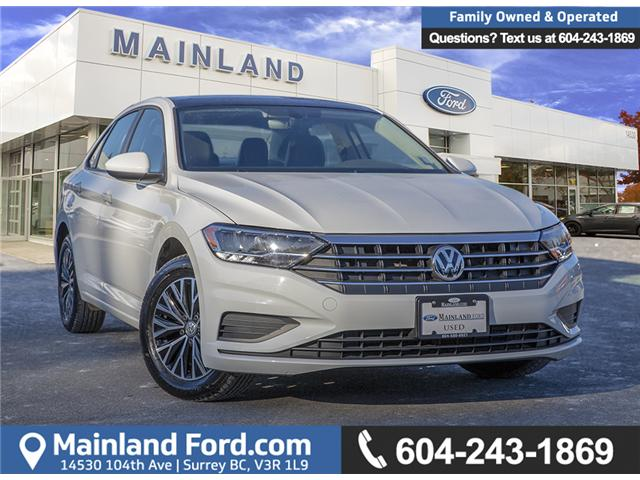 2019 Volkswagen Jetta 1.4 TSI Highline (Stk: P7562) in Surrey - Image 1 of 27